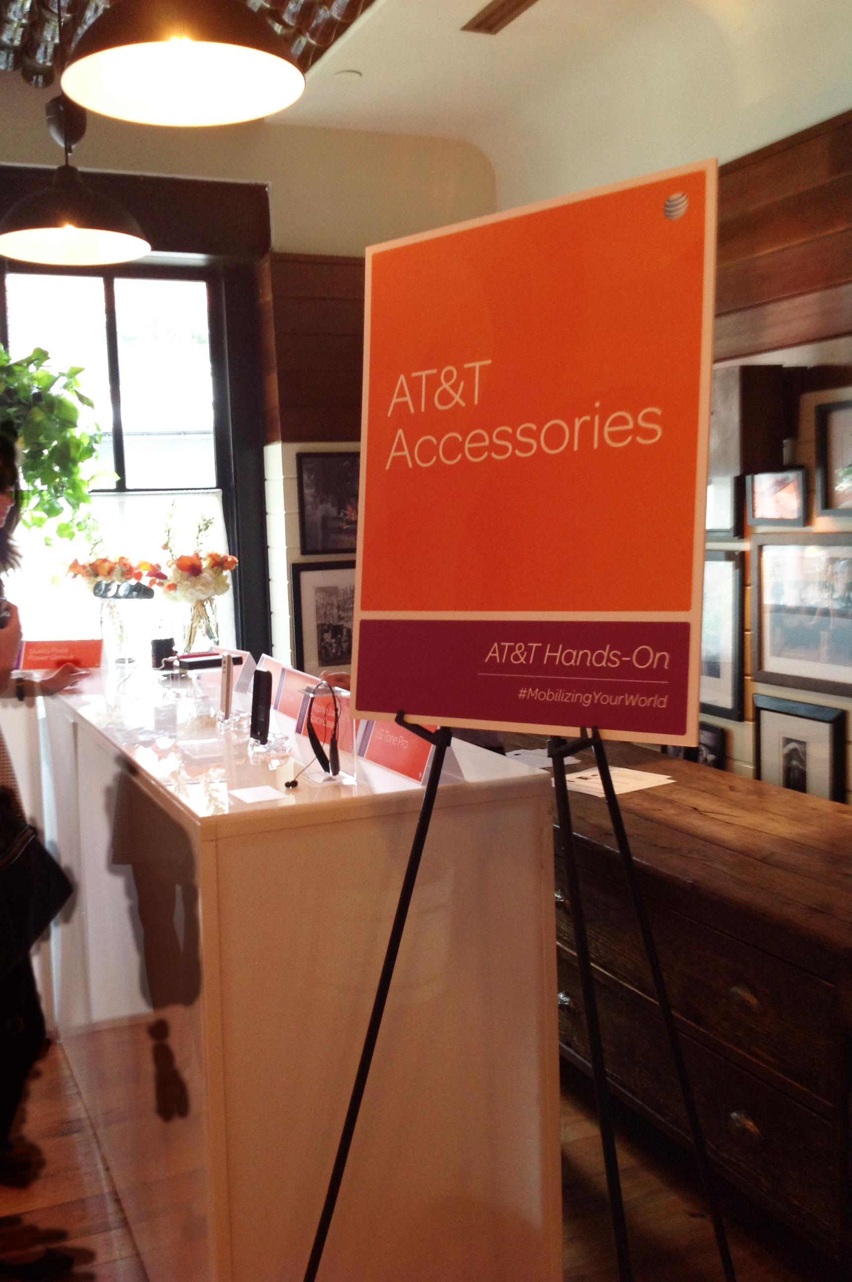AT&T in New York City's Meat Packing District