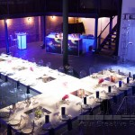 Asics event space for product release