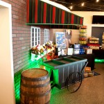US Foods Event - Custom Fabrication, Props, Decor and Scenery