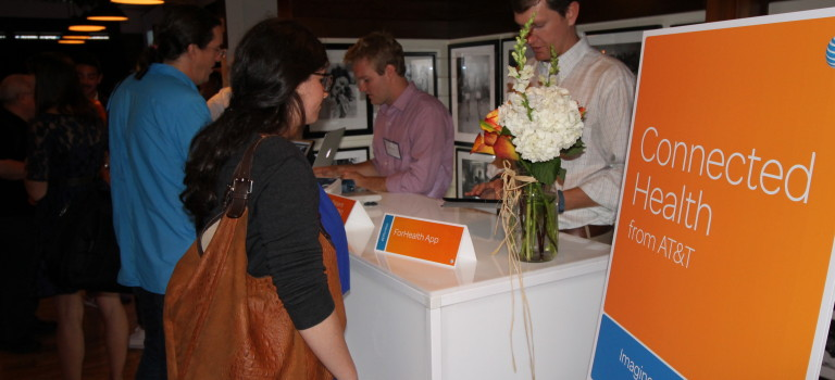 AT&T Comes To NYC's Standard Hotel