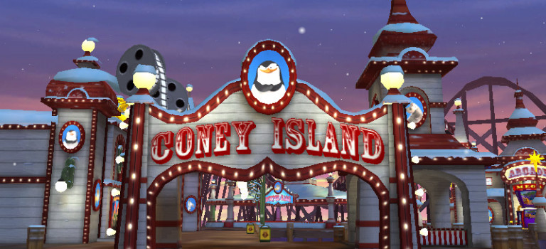 Coney Island Comes to NYC Law Firm Offices