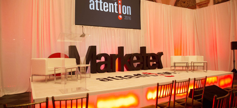 eMarketer Attention 2016 Conference
