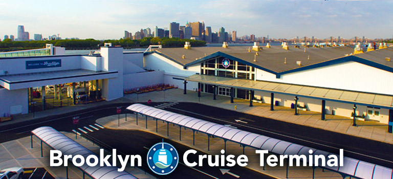 Brooklyn Cruise Terminal Event Space – Pier 12