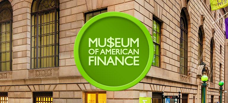 Museum of American Finance Event Venue