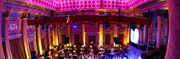 Intelligent Event Lighting & Event Lighting Services | MMEink NYC azcodes.com