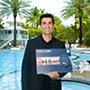 Event Destination management manager at exotic poolside location