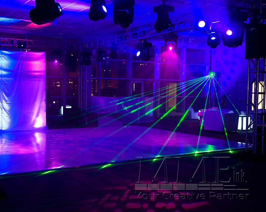 smoke machine rental nyc