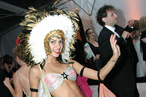 Belly Dancer at NYC Event