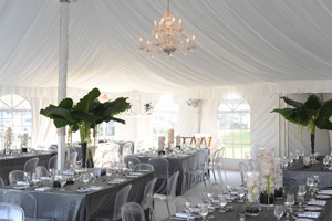 Tented Wedding Event in the Hamptons, LI
