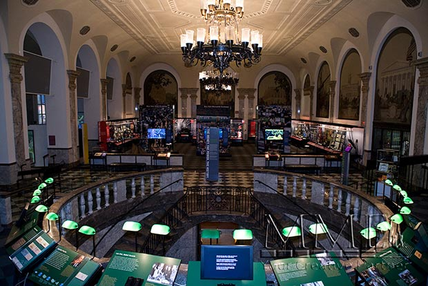 Museum of American Finance Interior