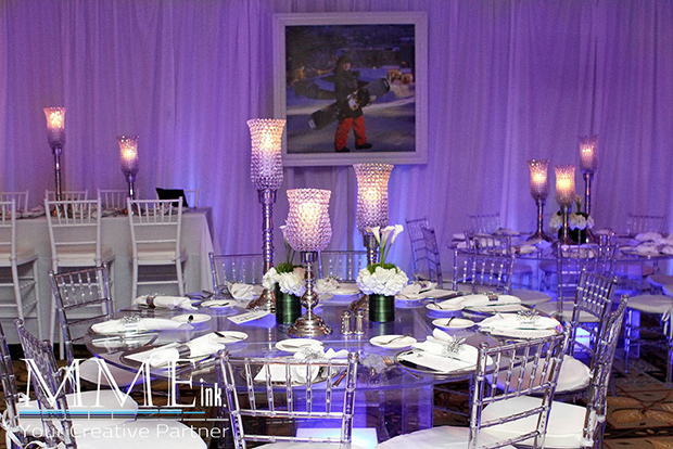 Bar & Bat Mitzvah Decor
