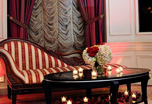victorian lounge private event