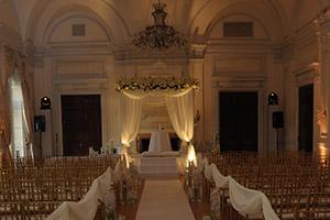 Mandarin Hotel Wedding Design