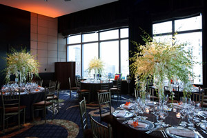Wedding Design Decor and Dining Presentation