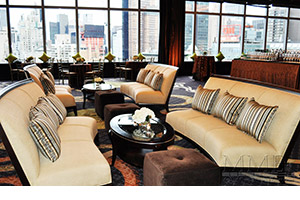 Furniture and Decor Rentals for NYC Weddings