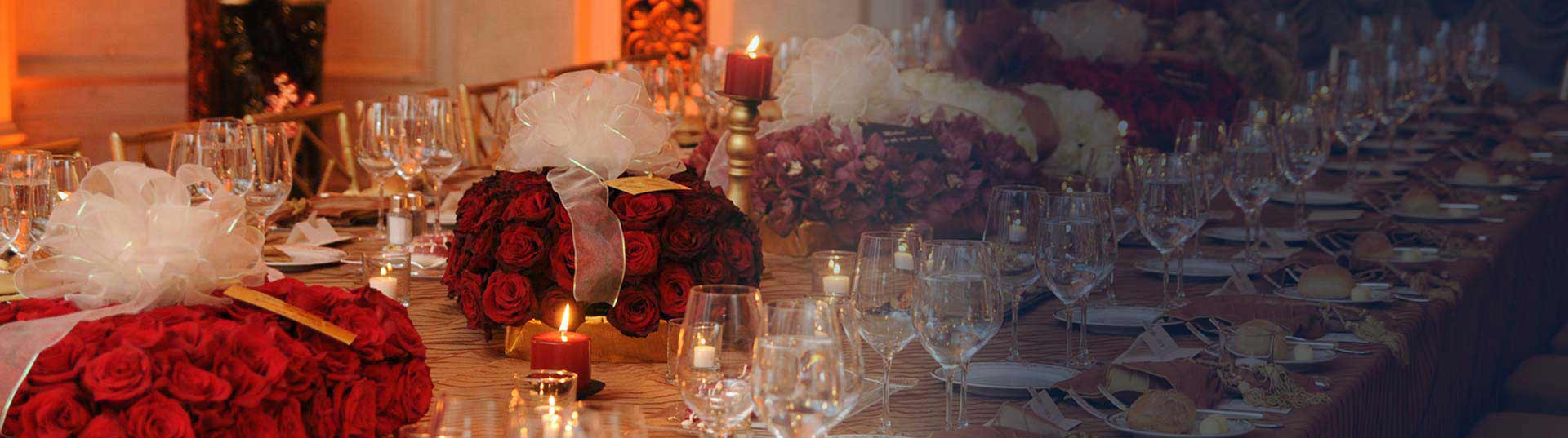 Dining, Catering & Floral Design showcasing at NYC Milestone Celebration