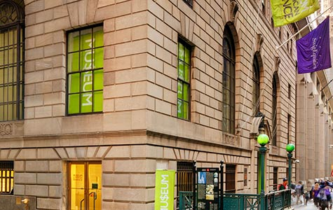 About the Museum of American Finance