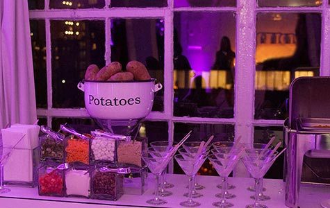 Private Event Catering Services