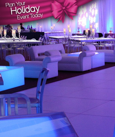 Plan your holiday event, wedding or party today.