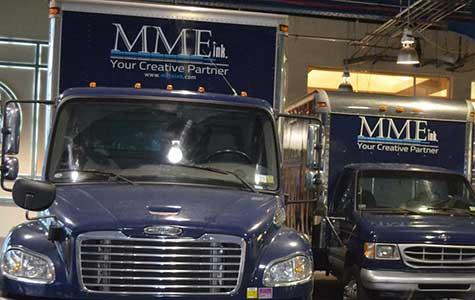 MMEink Trucks