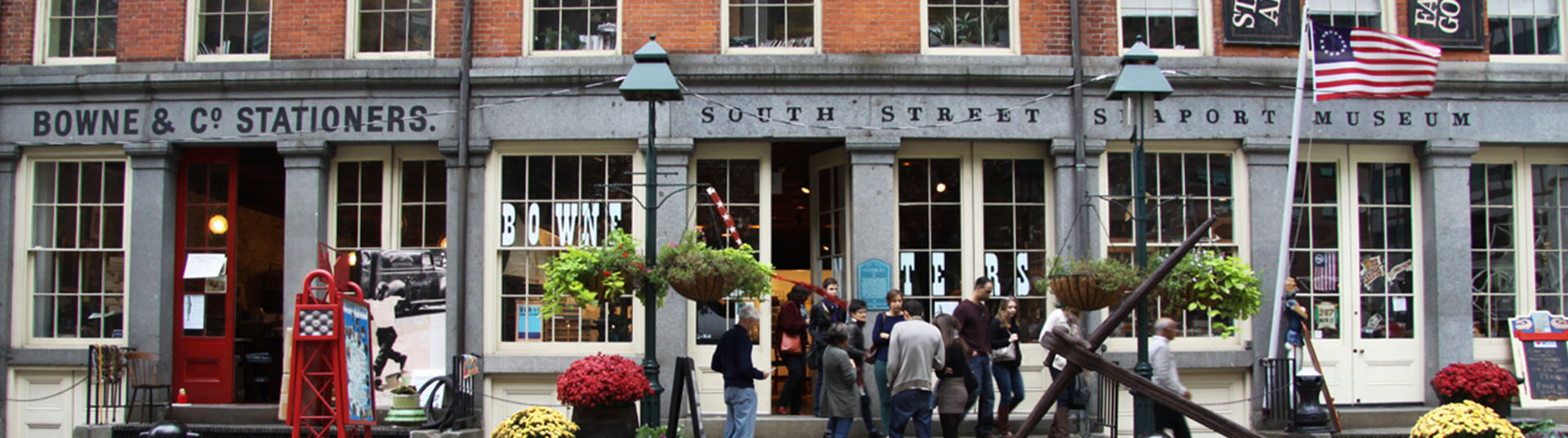 South Street Seaport Museum Events New York City